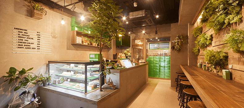 【飲食店】サンドイッチ屋